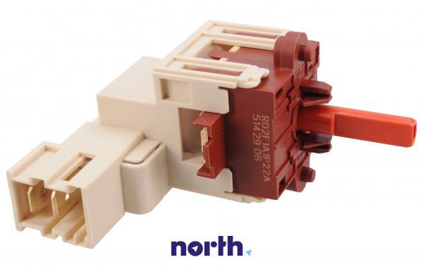 Przełącznik funkcyjny do pralki Candy 41014503,0