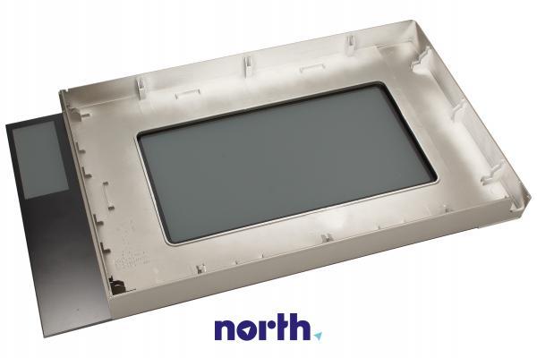 Front | Ramka przednia drzwiczek do mikrofalówki DE9401306A,1