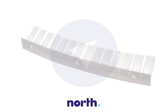 Grzebień półki na drzwi chłodziarki do lodówki Siemens 00498239,1