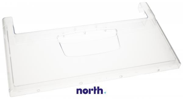 Front środkowej szuflady zamrażarki do lodówki Indesit 482000023211,0