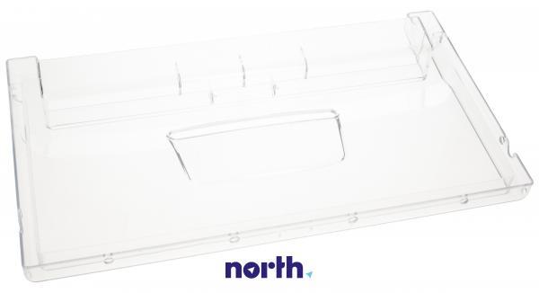 Front środkowej szuflady zamrażarki do lodówki Indesit 482000023211,1