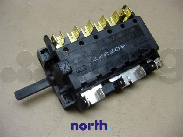 Selektor | Przełącznik funkcji do piekarnika 811730205,1