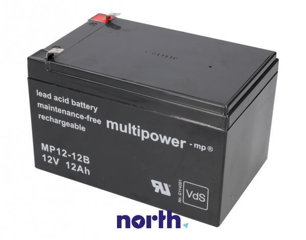 MP1212B Akumulator UPS 12V 12000mAh Multipower (1szt.),0