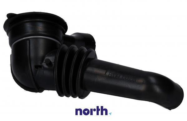 Rura | Wąż połączeniowy bęben - pompa gumowy do pralki Gorenje 132733,1