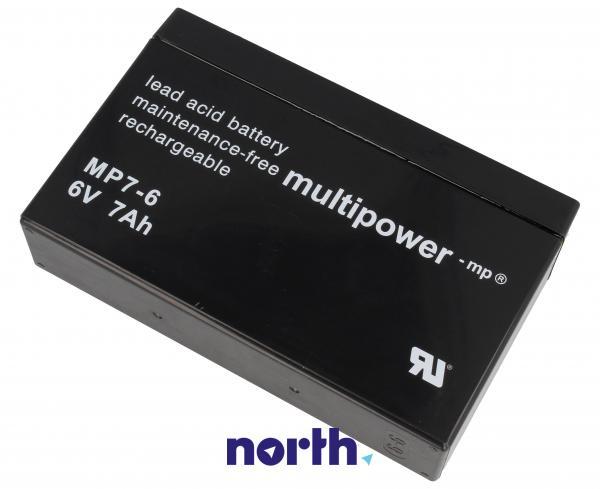 MP7-6 Akumulator UPS 6V 7000mAh Multipower (1szt.),0