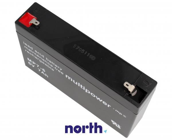 MP7-6 Akumulator UPS 6V 7000mAh Multipower (1szt.),1
