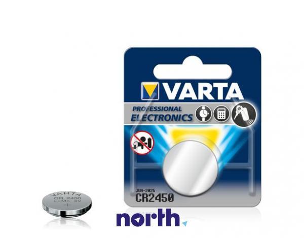CR2450 | DL2450 | Bateria 3V 560mAh Varta,0