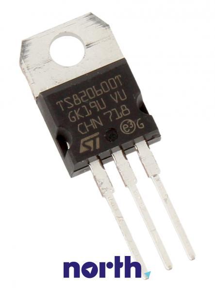 TS820 600T Tyrystor 600V 8A TO-220 TS820600T,0