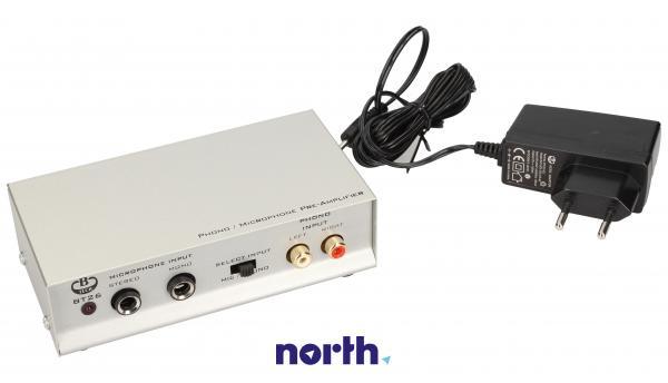 Przedwzmacniacz do gramofonu BT26,0