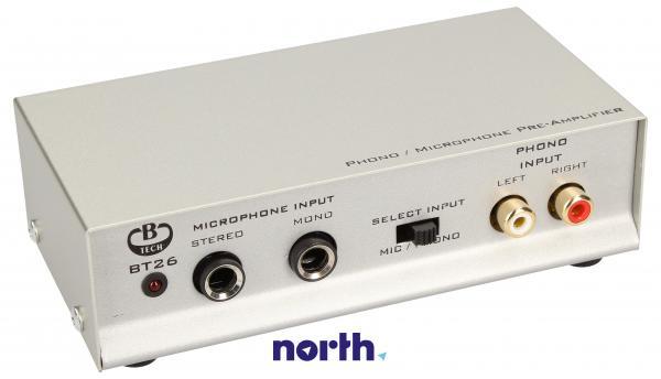 Przedwzmacniacz do gramofonu BT26,1