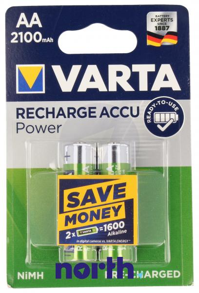 R6 Akumulator AA 1.2V 2100mAh Varta (2szt.),0