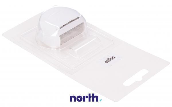 Siatka | Folia tnąca golarki (z obudową) do depilatora Braun 67030283,2