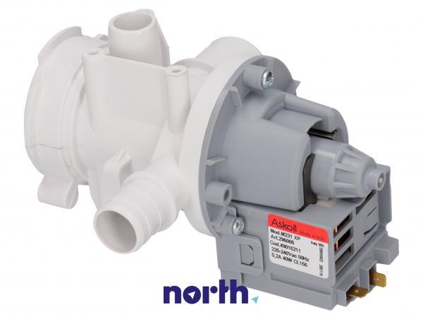 Pompa odpływowa kompletna za DC9011110K do pralki Samsung,1