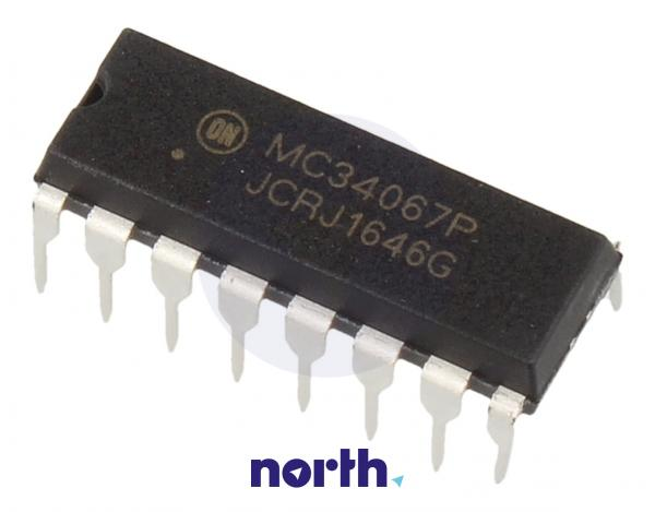 MC34067P Układ scalony IC,0