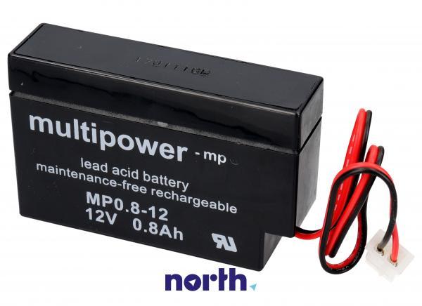 MP0,812AMP Akumulator UPS 12V 800mAh (1szt.),0