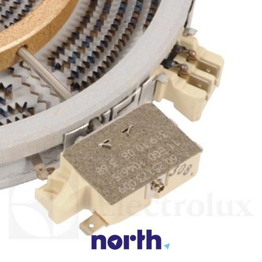 Pole grzejne podwójne do płyty grzewczej Electrolux 3740640218,2