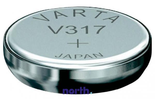 V317 | SR62 | 317 Bateria 1.55V 8mAh Varta (10szt.),0
