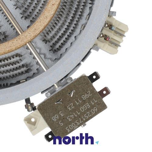 Pole grzejne podwójne (1700W/700W) do płyty grzewczej Electrolux 3740754217,2