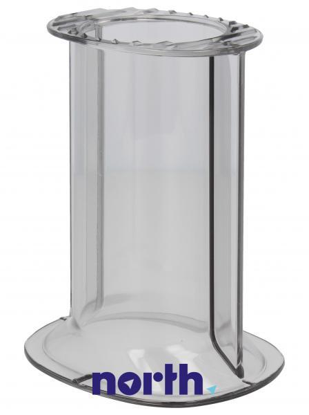 Popychacz pojemnika malaksera do robota kuchennego Siemens 00606436,1