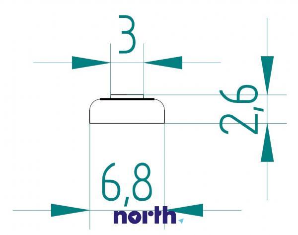 V377 | SR66 | 377 Bateria srebrowa 1.55V 24mAh Varta (10szt.),1