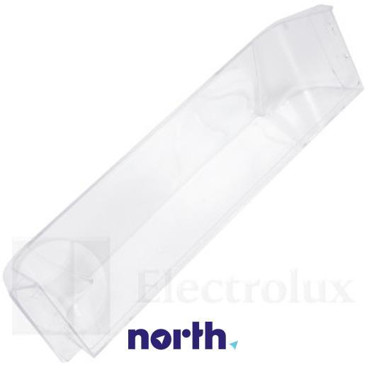 Balkonik   Półka na butelki na drzwi chłodziarki (dolna) do lodówki Electrolux 2084073093,2