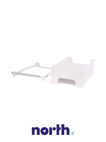 Pojemnik   Szuflada podwieszana z ramką do lodówki Siemens 00663182,1