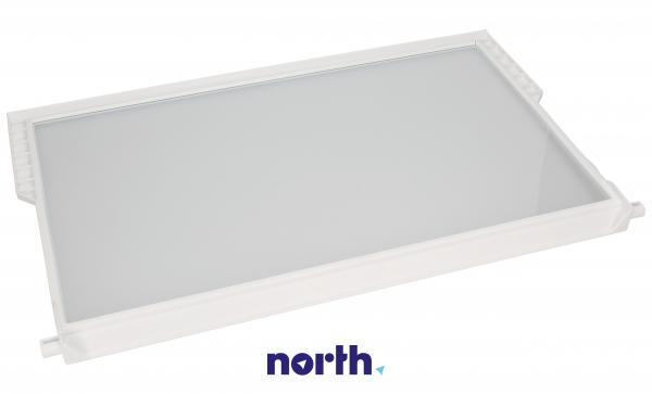 Szyba | Półka szklana kompletna do lodówki 775651189,1