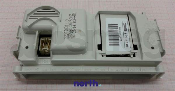 Moduł elektroniczny | Moduł sterujący (w obudowie) skonfigurowany do zmywarki 816290973,1