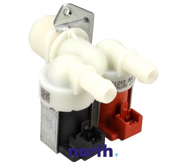 Elektrozawór podwójny do pralki Gorenje 587558,1