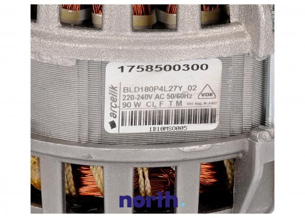 Pompa myjąca (obiegowa) z turbiną do zmywarki Beko 1740701500,4