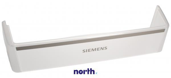 Balkonik/Półka dolna na drzwi chłodziarki  do lodówki Siemens 00665457,0