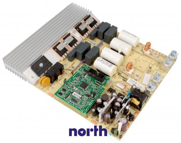 Moduł zasilania induktora lewy do płyty indukcyjnej 481010395258,0