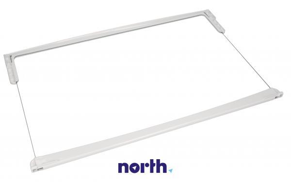 Szyba | Półka szklana kompletna do lodówki Gorenje 115500,1