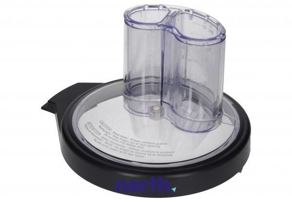 Pokrywa pojemnika malaksera do robota kuchennego MS5A02680,0