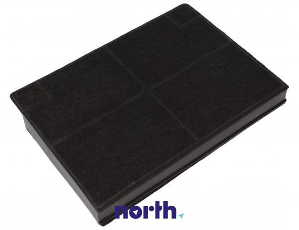 Filtr węglowy aktywny w obudowie do okapu Beko 9188065385,0