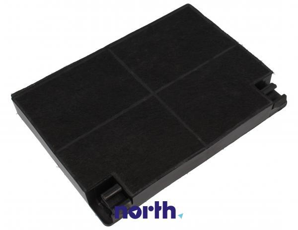 Filtr węglowy aktywny w obudowie do okapu Beko 9188065385,1