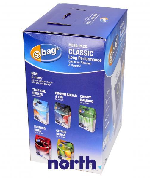 Worki S-Bag E201M (12szt.) do odkurzacza 9002560994,1