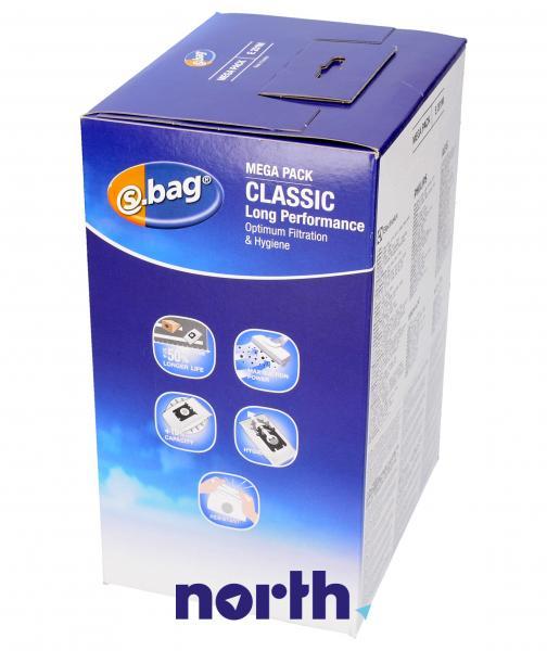Worki S-Bag E201M (12szt.) do odkurzacza 9002560994,2