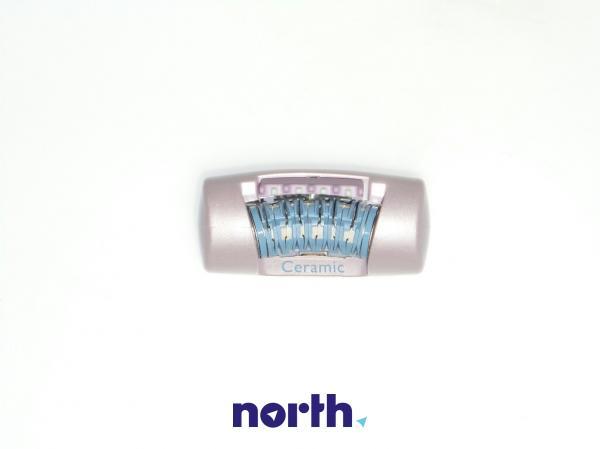 Głowica depilująca z dyskami do depilatora Philips 420303553880,0