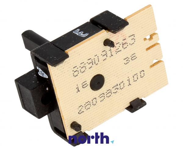 Przełącznik funkcyjny do pralki Beko 2820720200,1
