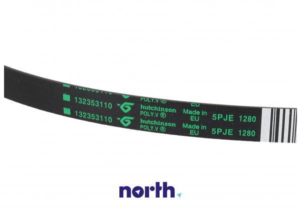 1280J5 Pasek napędowy elastyczny do pralki Electrolux 1323531101,1