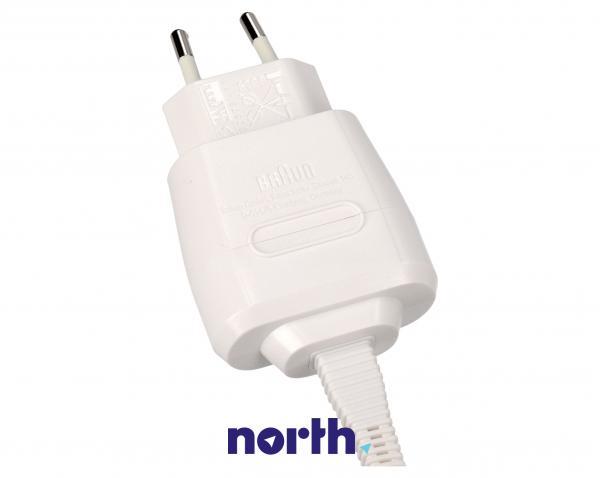 Przewód | Kabel zasilający do depilatora Braun 67030605,1
