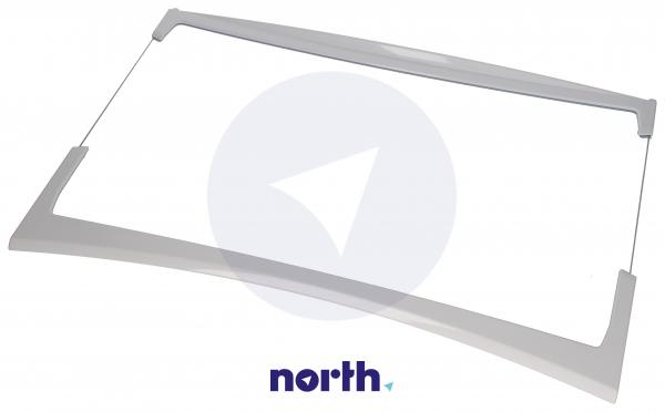 Szyba | Półka szklana kompletna do lodówki 120119,0