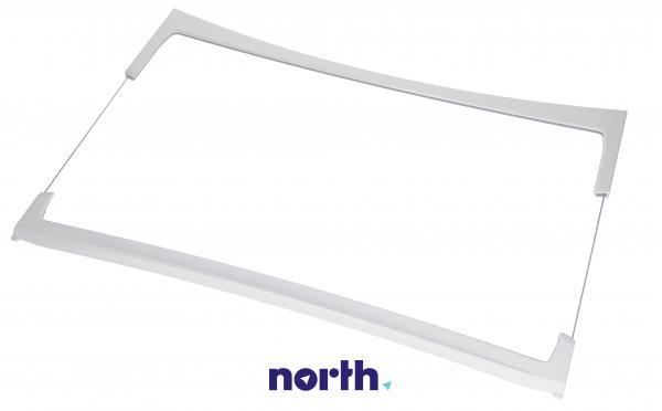 Szyba | Półka szklana kompletna do lodówki 120119,1