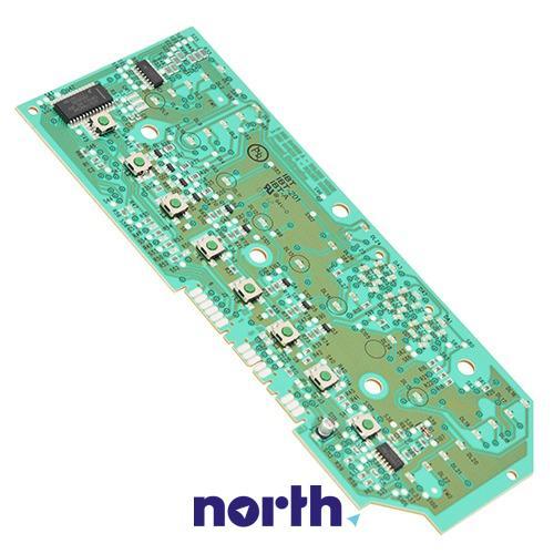 Moduł obsługi panelu sterowania do pralki Electrolux 1105791055,1
