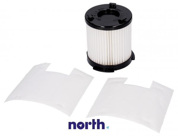 Filtr cylindryczny F100 bez obudowy do odkurzacza AEG 9001966143,0