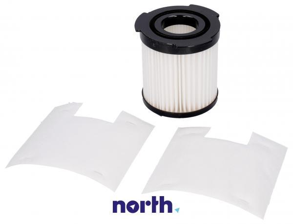 Filtr cylindryczny F100 bez obudowy do odkurzacza AEG 9001966143,1