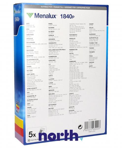 Worek do odkurzacza 1840P Samsung 5szt. 9002561109,1