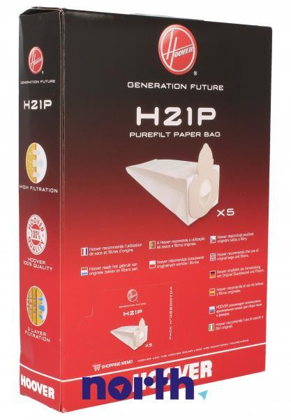 Worek do odkurzacza H21P Acenta Hoover 5szt. 35600704,1