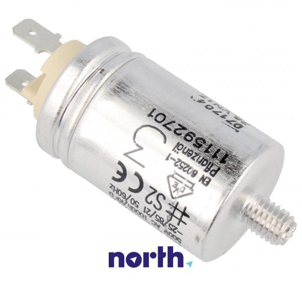 Kondensator rozruchowy pompy myjącej do zmywarki AEG 1115927012,1